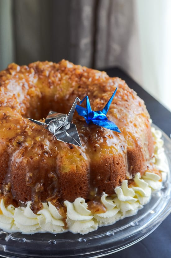 David Lebovitz Bahamian Rum Cake Recipe