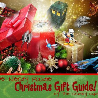 The Nerdy Foodie Christmas Gift Guide!