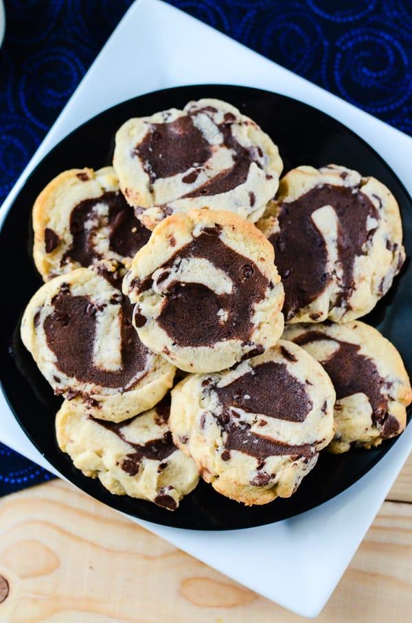 Chocolate Chip Cookie Bronados