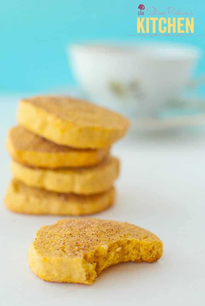 Gluten-Free Sweet Potato Snickerdoodle