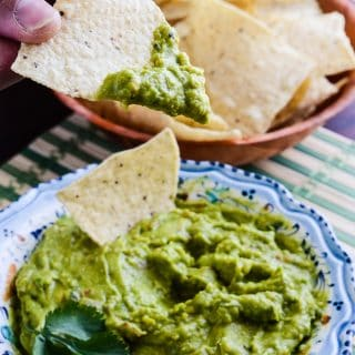 Mr. Crumby's Kitchen: Guacamole for Two