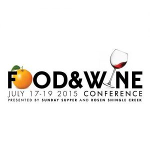 Food & Wine Conference 2015
