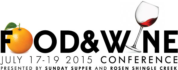 Guess Who's Going to The Food and Wine Conference 2015?! #FWCon