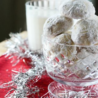 "Nana's Russian Teacakes | Straight out of Nana's recipe book, these ""nut balls"" are the same soft, buttery, melt-in-your-mouth teacakes found all over the world at Christmastime."