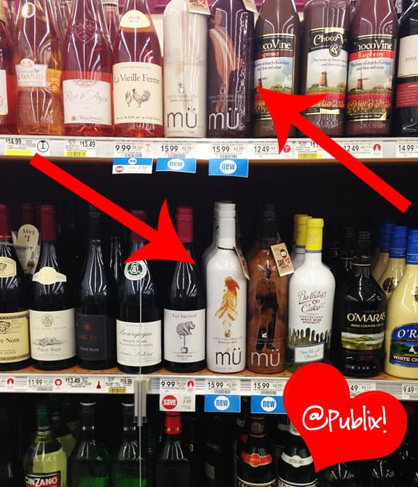 Find mü coffeehouse cocktails at your local Publix, and other retailers!