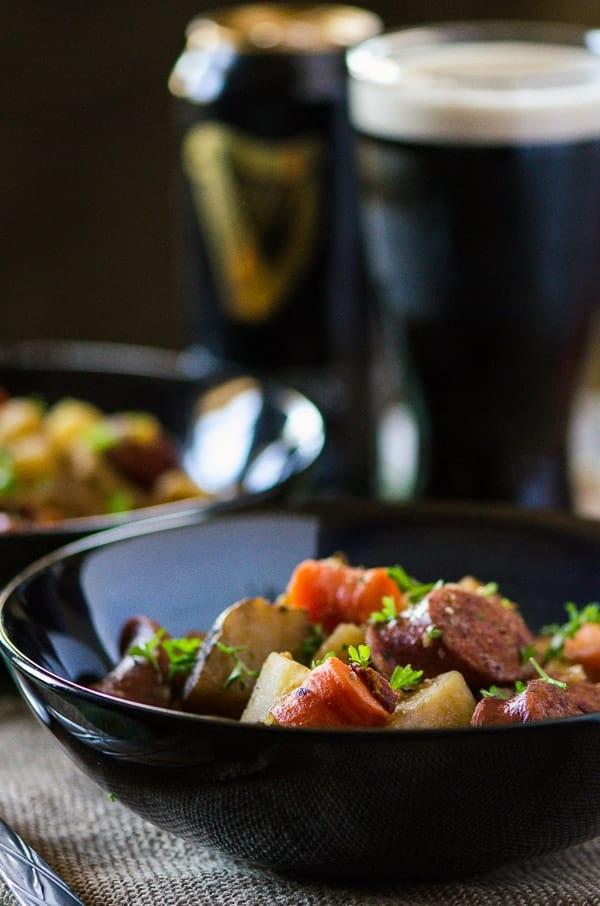 Dublin Coddle: Classic Irish Stew