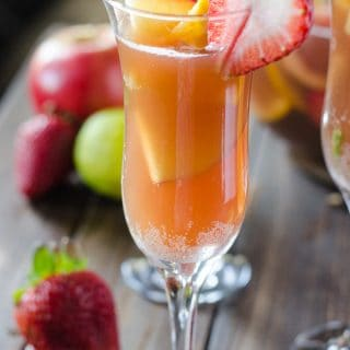 Brunch Sangria Mimosas
