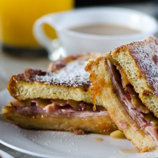 French Toast Monte Cristo Sandwich: The Ultimate Breakfast!