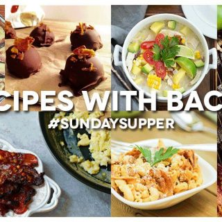 Going Bonkers for Bacon with a #SundaySupper Preview!