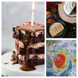 Monday Musings: On Pumpkins, #Choctoberfest, and Hurricanes. @ TheCrumbyCupcake.com