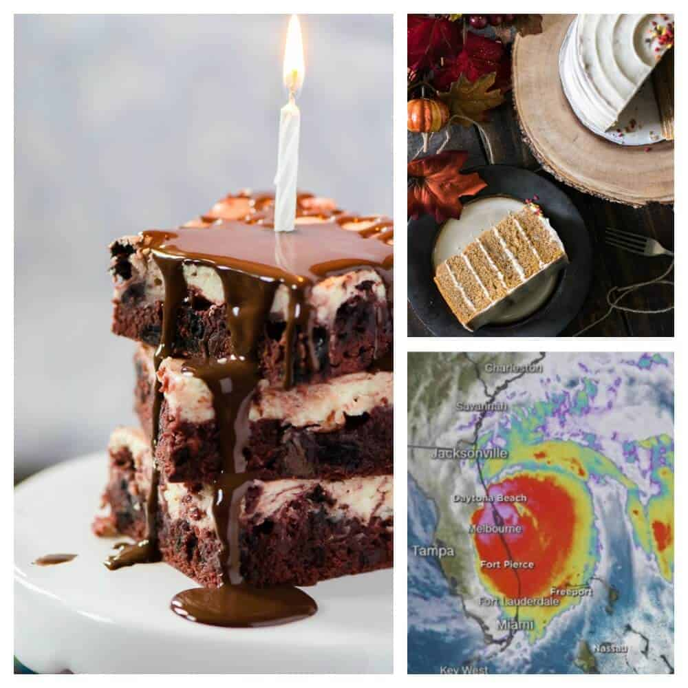 Monday Musings: On Pumpkins, #Chocotoberfest, and Hurricanes