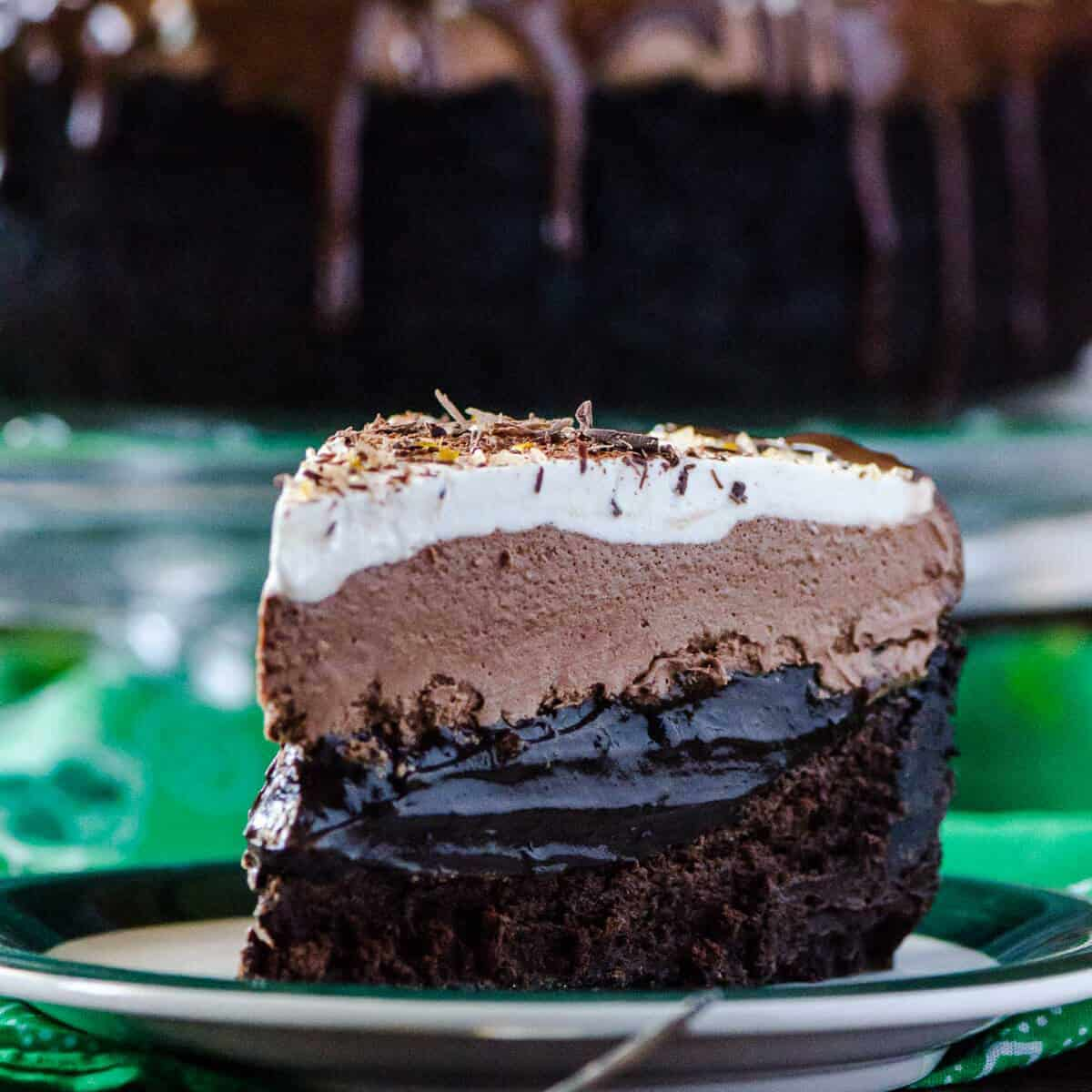 Most Popular in 2016: #1 Irish Cream Coffee Mud Pie