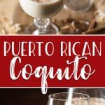 Not a fan of eggnog? Give it's tropical Puerto Rican cousin a try - coconut-based Coquito is rich, creamy, full of rum & ready for any holiday party!