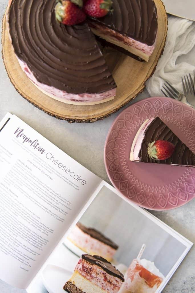 Neapolitan Cheesecake