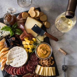 How to Build a Cheese Board to Enhance Your Wine