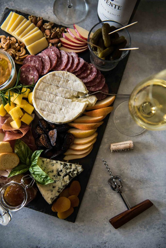 How To Build A Cheese Board To Enhance Your Wine The Crumby Kitchen