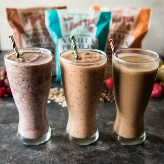 Breakfast Smoothies (3 Ways!)