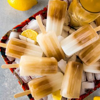 Arnold Palmer Ice Pops