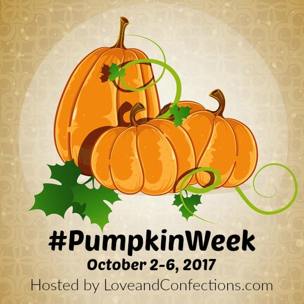 #PumpkinWeek 2017