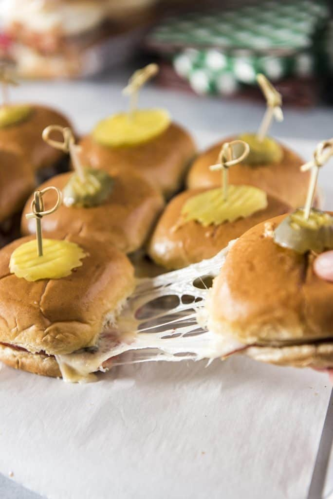Cuban Pork Belly Sliders
