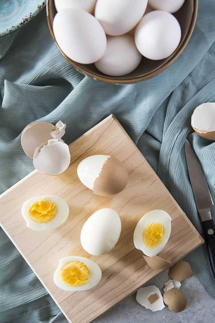 Perfect Boiled Eggs in the Instant Pot