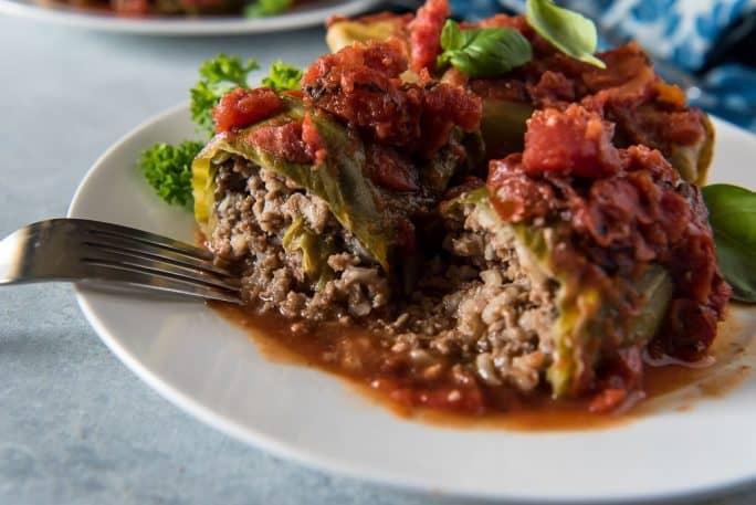 Nana's Golabki Polish Stuffed Cabbage Rolls