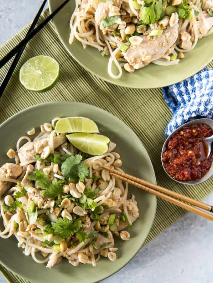 Pad Thai for Two