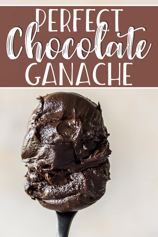 Make this 2-ingredient, 5-minute perfect chocolate ganache and you'll be pouring it over everything from cakes to ice cream sundaes! This easy, versatile ganache recipe can also be whipped into an icing or turned into the most decadent chocolate truffles.
