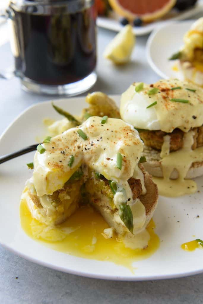 Recipe For Crab Cake Eggs Benedict