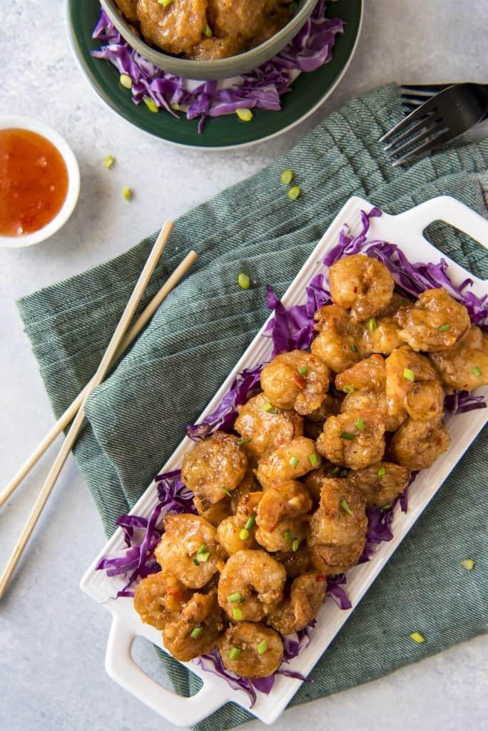 Bonefish Grill Copycat Bang Bang Shrimp appetizer recipe