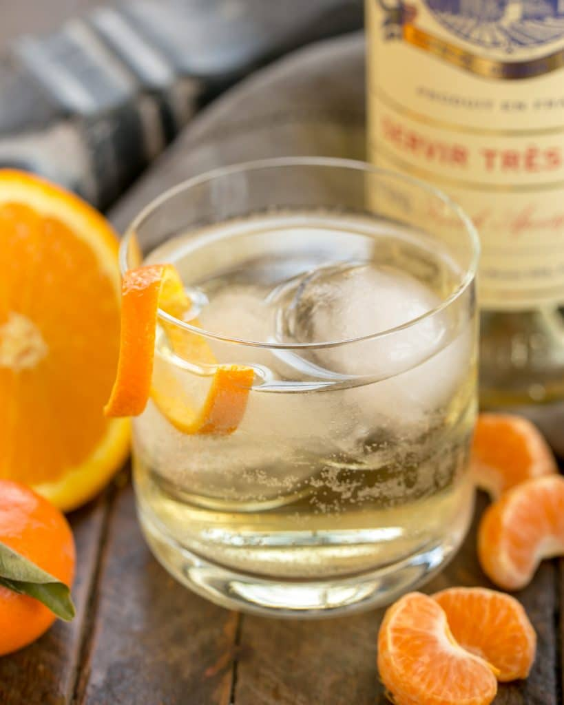 21 Refreshing Summer Cocktails Perfect for Brunch - Lillet French Aperitif with an Orange Twist