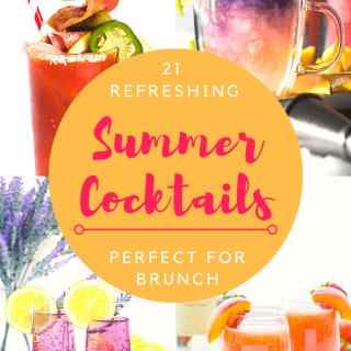 21 Refreshing Summer Cocktails Perfect for Brunch