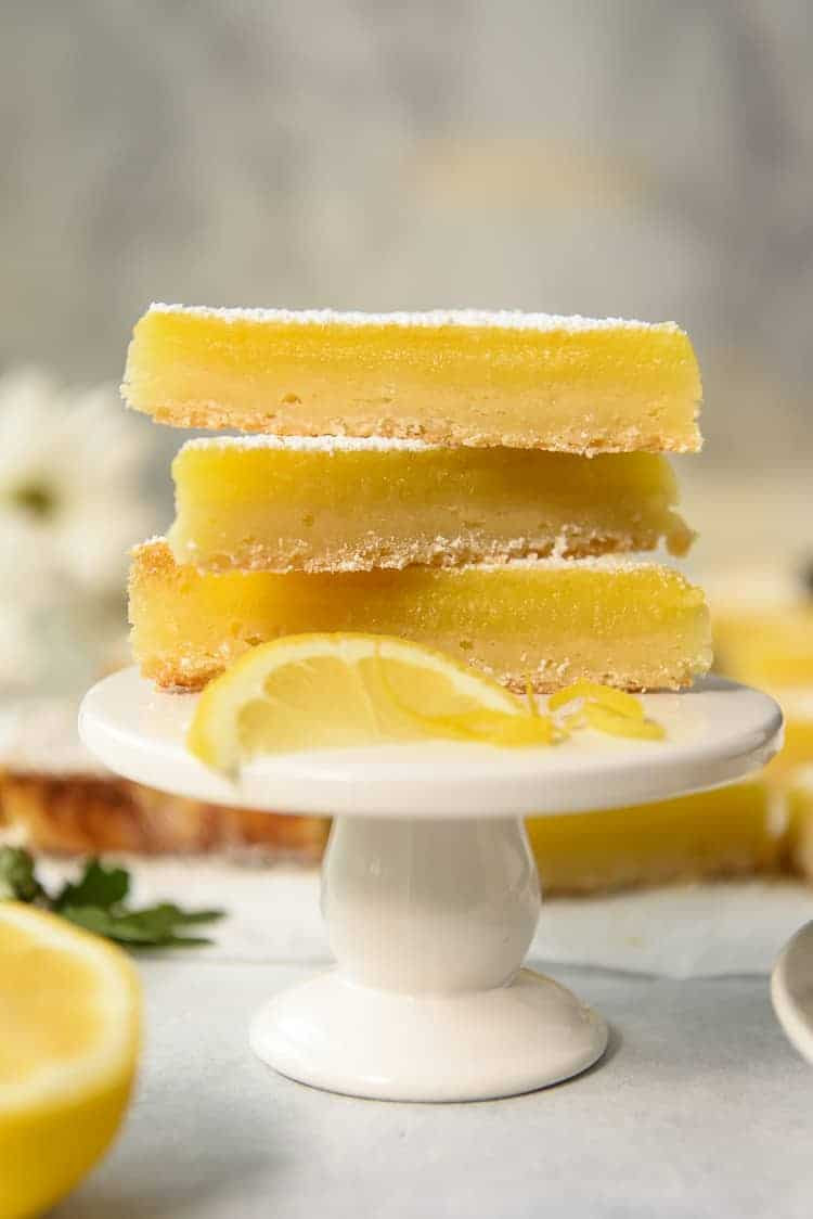 Classic Lemon Bar recipe