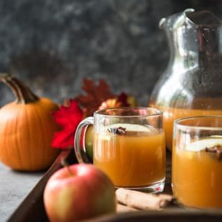Crock Pot Pumpkin Apple Cider #PumpkinWeek