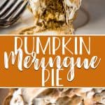 This creamy, richly spiced Pumpkin Pie with Toasted Meringue is a deliciously upgraded version of the fall standard. Homemade pumpkin custard is topped with a simple meringue, then toasted for that comforting marshmallow flavor. Try it with a chocolate crust for an elevated s'mores feel!