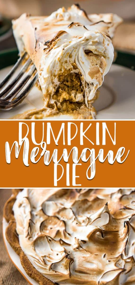 This creamy, richly spicedPumpkin Pie with Toasted Meringueis a deliciously upgraded version of the fall standard. Homemade pumpkin custard is topped with a simple meringue, then toasted for that comforting marshmallow flavor. Try it with a chocolate crust for an elevated s'mores feel!