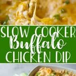 This easy, zero-prep Crock Pot Buffalo Chicken Dip turns a favorite bar food into a foolproof appetizer for any party! Shredded chicken and lots of creamy cheese come together in a spicy Buffalo-ranch sauce - it's so good, you may even chow down with a fork when the chips run out!