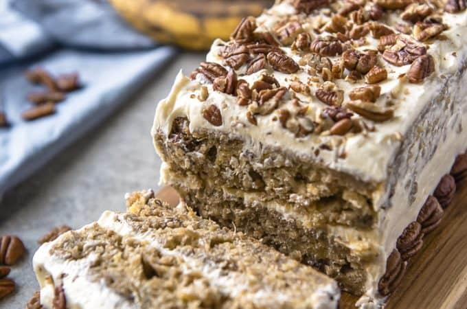 Hummingbird Cake Bar