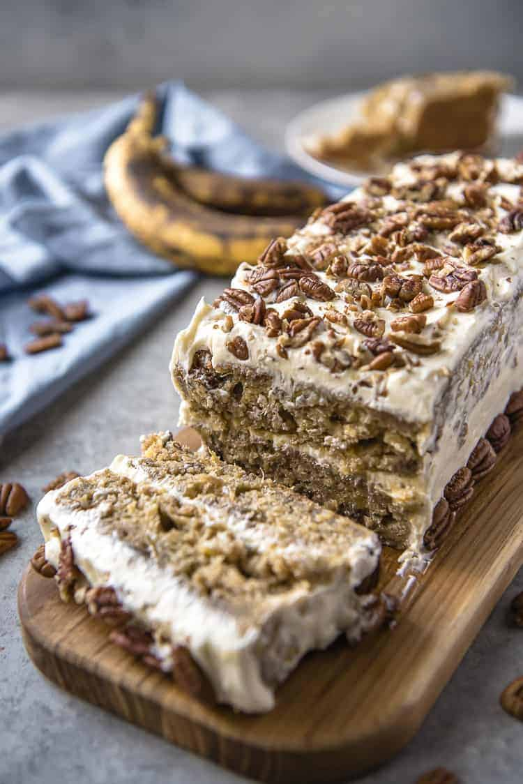 Hummingbird Cake Bar {VIDEO!}