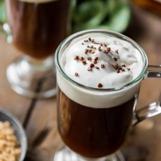 Classic Irish Coffee