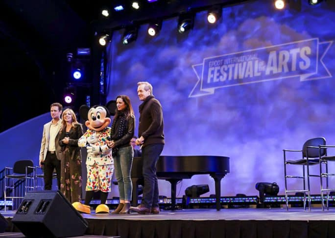 Disney on Broadway Concert Series; Epcot Festival of the Arts