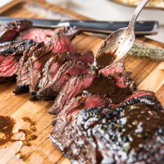 Tender Marinated London Broil