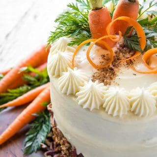 World's best Carrot Cake recipe