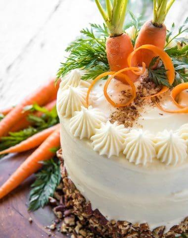 World's best Carrot Cake recipe