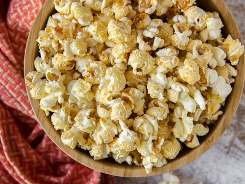 Homemade Kettle Corn The Crumby Kitchen
